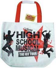 Disney歌舞青春帆布袋