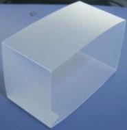 PP盒子保护套 烫金盒子保护套 折盒套 包装盒外套 火柴盒套