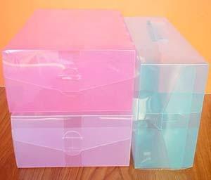 PP塑料包装鞋盒